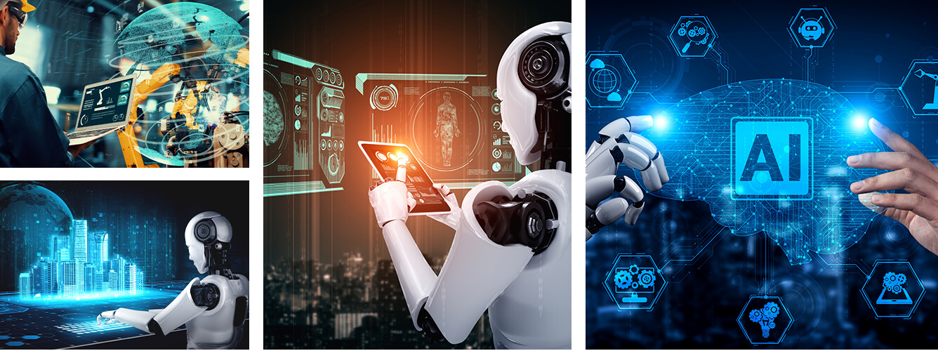 AI-collage